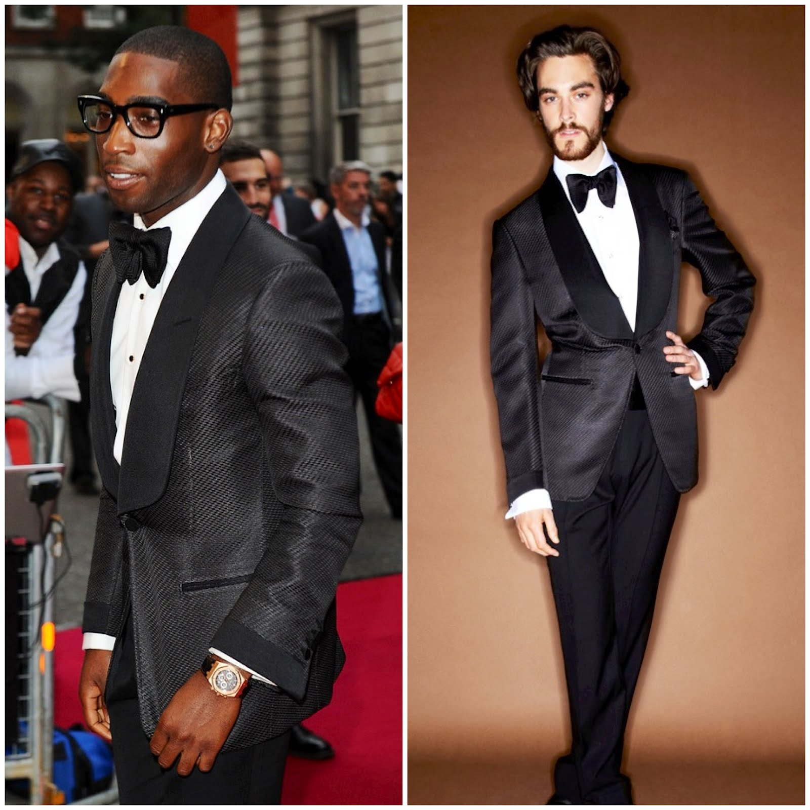 00o00 London Menswear Blog Tinie Tempah attends the GQ Men of the Year Awards 2012 at The Royal Opera House on September 4, 2012 in London, England.