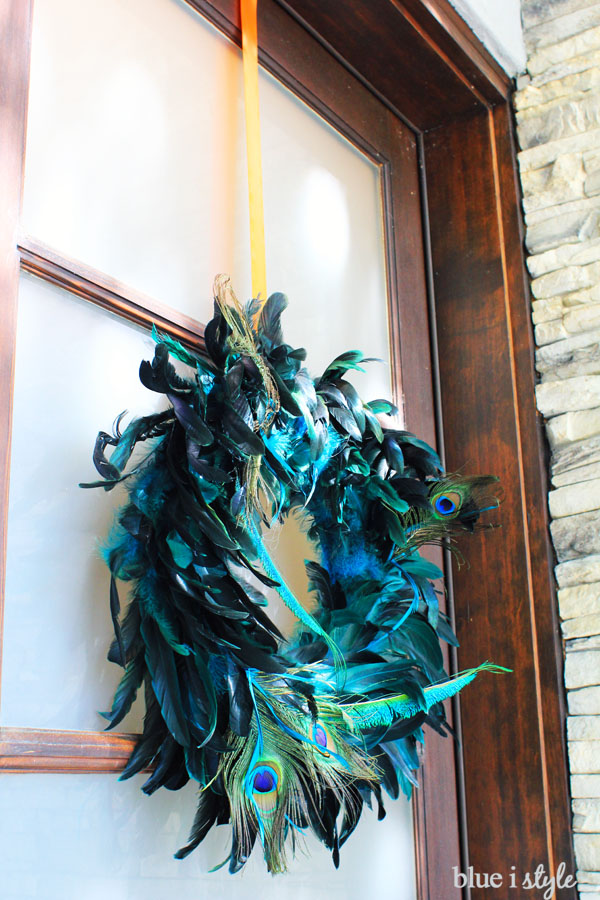Easy Way To Hang Pictures Without Nails Part - 45: Hang Wreaths On Front Doors