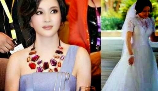 Wanita Cantik Berusia 60 Tahun Ini Berkahwin Dengan Lelaki Berusia 28 Tahun