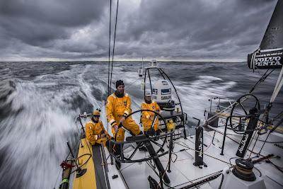 Αυλαία με ρεκόρ για το Volvo Ocean Race 2014-15