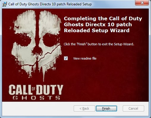 Call of Duty Ghost Directx 10 patch screen 5