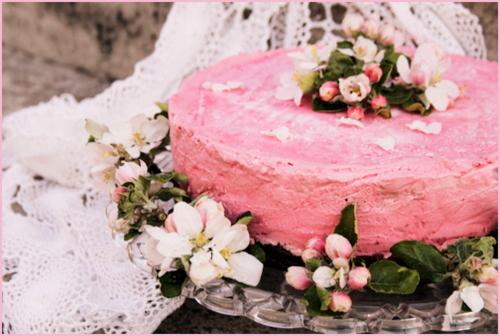 enkel bröllopstårta recept