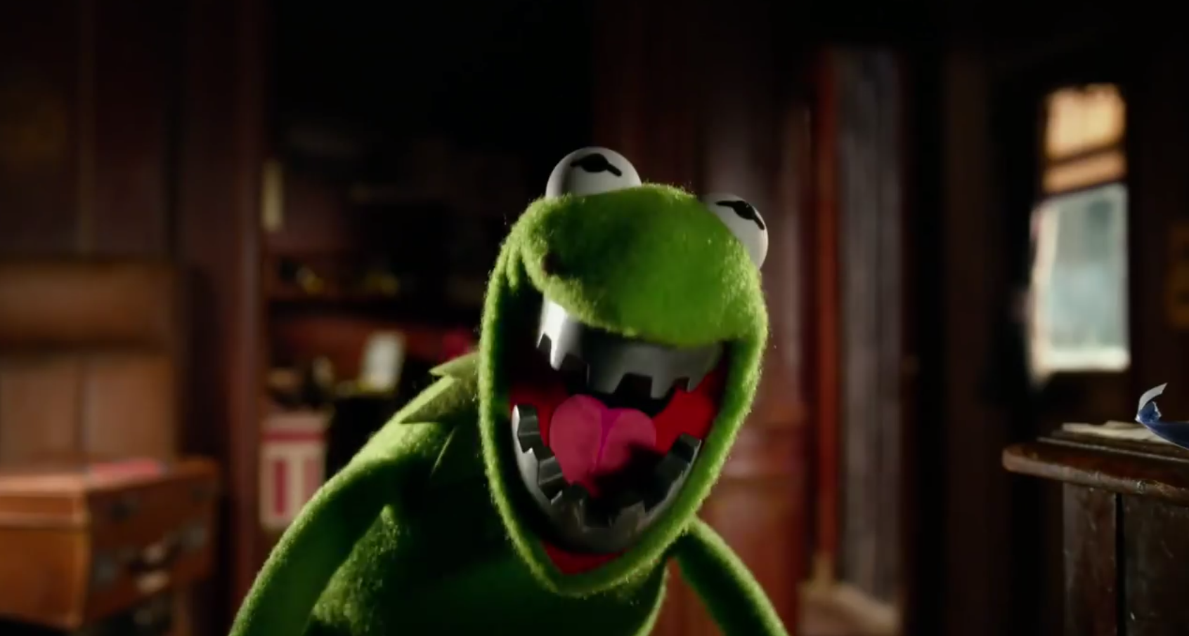 Kermit the frog angry - photo#14
