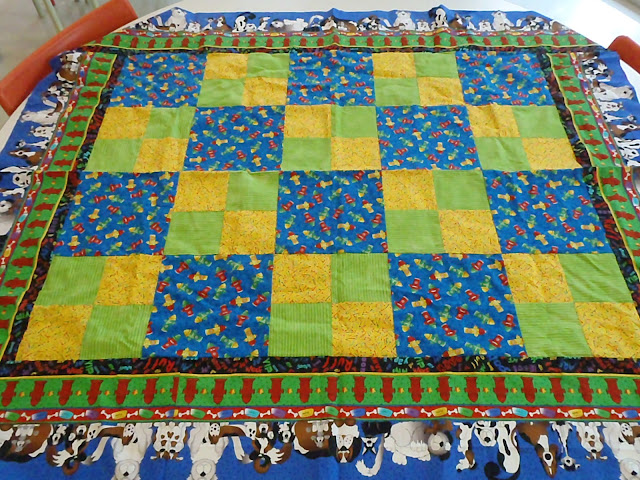 Simple Patch Quilt