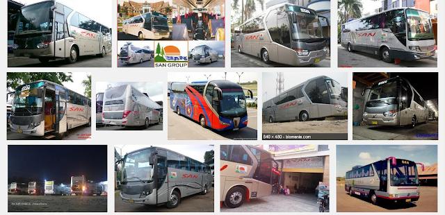 Rental Mobil Bus Pekanbaru
