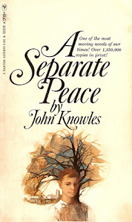 a seperate peace by john knowles Npr coverage of a separate peace by john knowles news, author interviews, critics' picks and more.