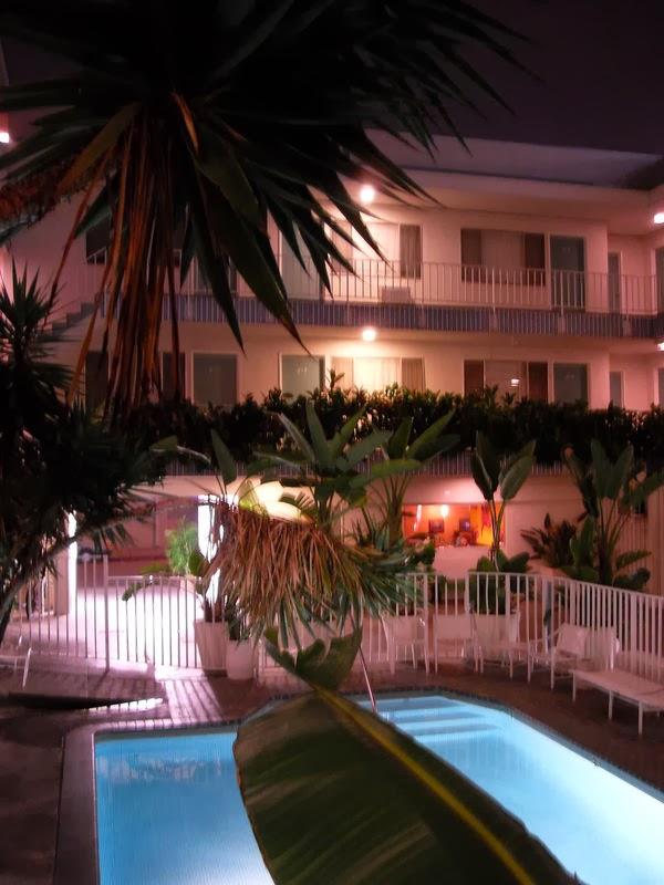 Beverly Laurel Hotel, Los Angeles