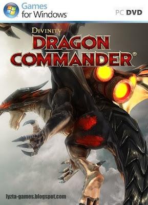 Divinity Dragon Commander PC Cover