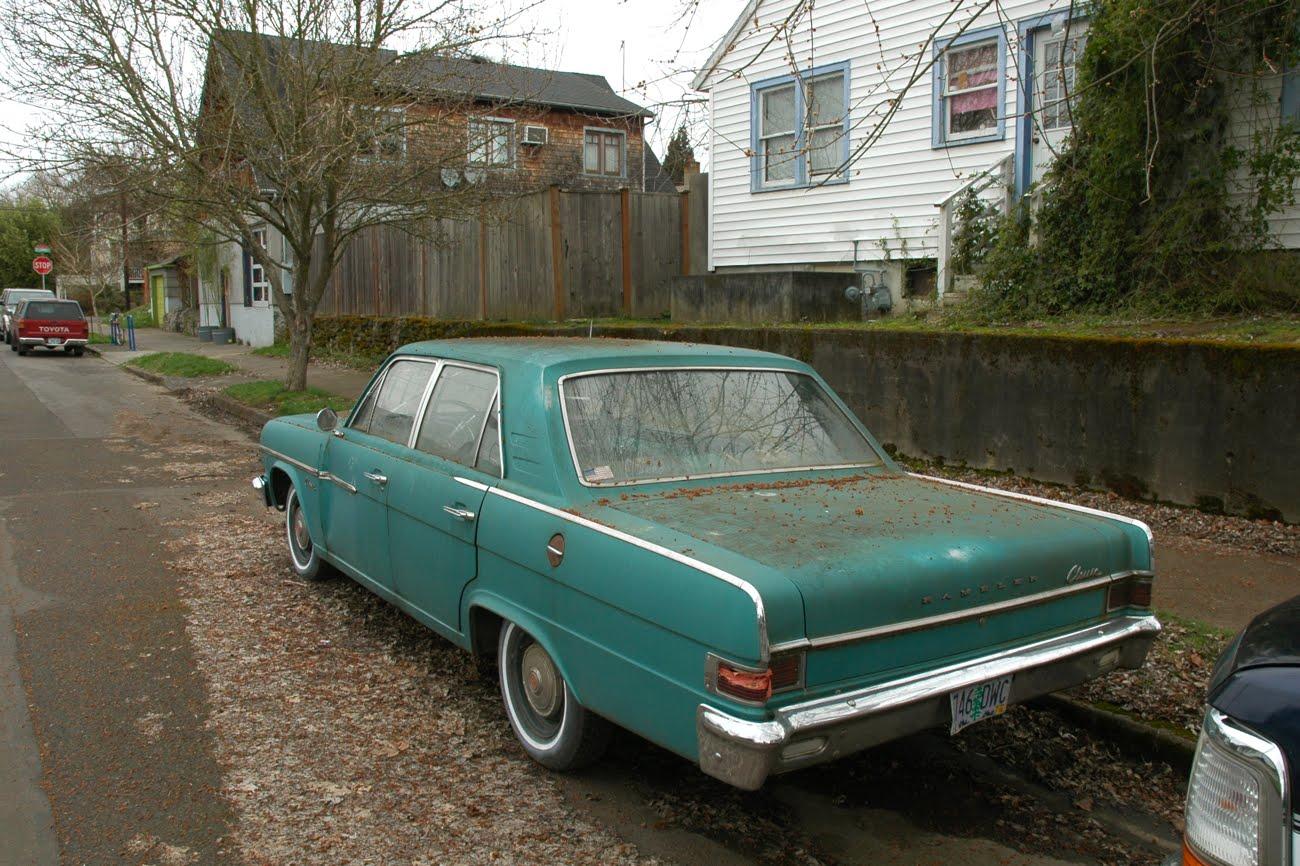 old parked cars 1965 rambler classic 660. Black Bedroom Furniture Sets. Home Design Ideas