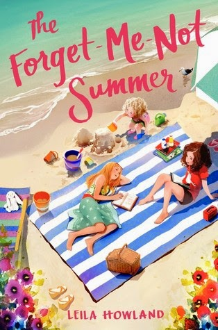 The Forget-Me-Not Summer book cover