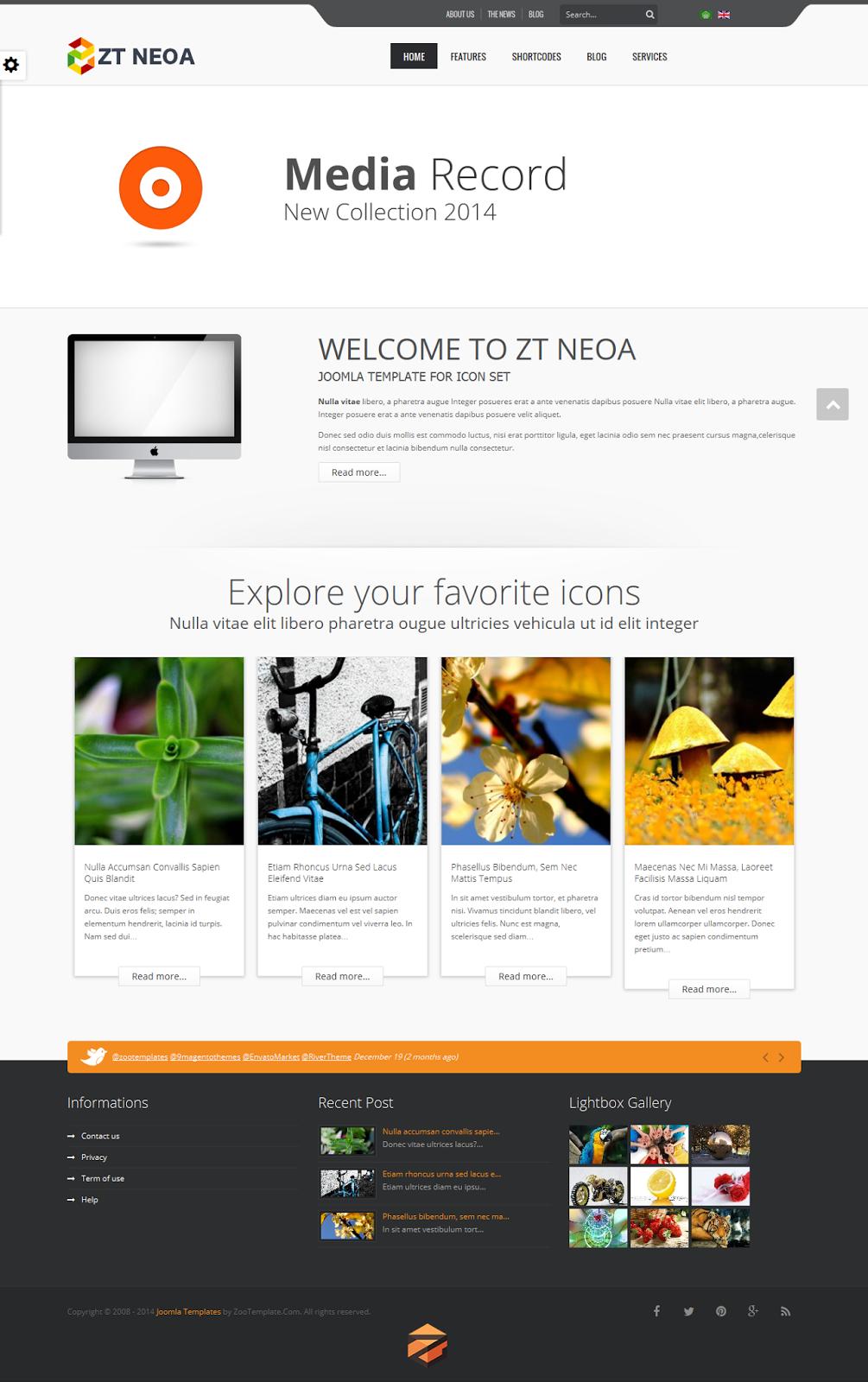 Share template ZT Neoa - Joomla 2.5