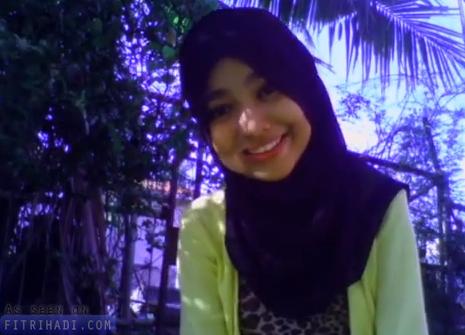 video ucapan muslimah future hubby seminggu janji sampai mati