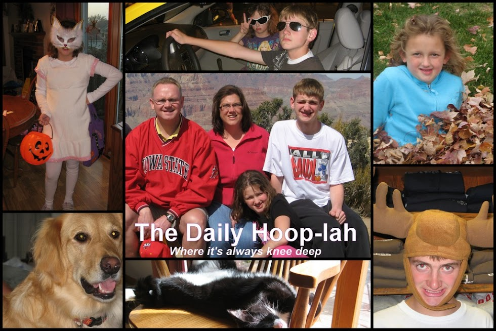 The Daily Hoop-lah