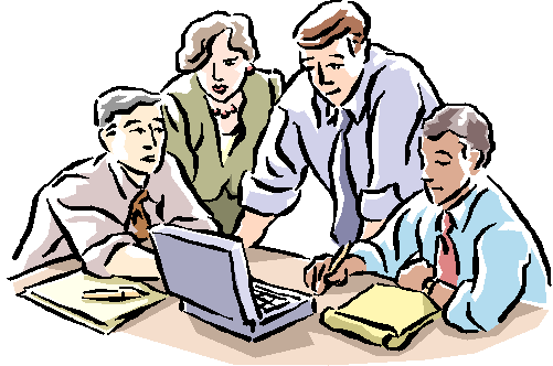 Group Work Clip Art Free