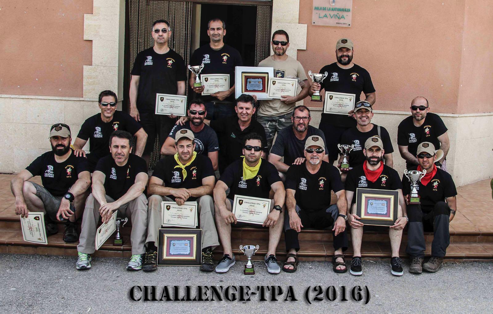 CHALLENGE-TPA