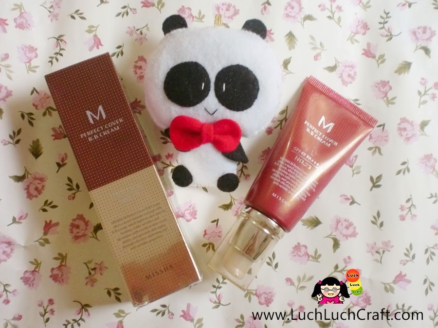 Review: Missha M Perfect Cover BB Cream