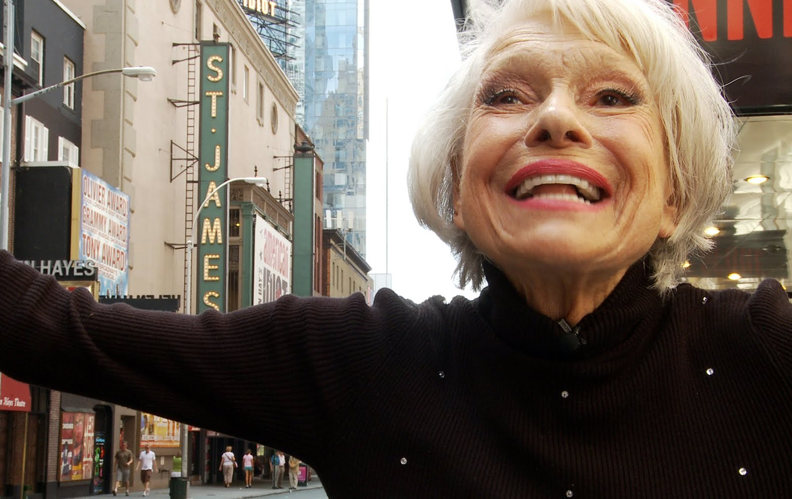 Hot Docs Review: CAROL CHANNING – LARGER THAN LIFE   The ...