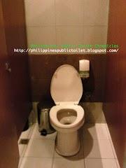 Public Toilet: TriNoma Ayala Malls
