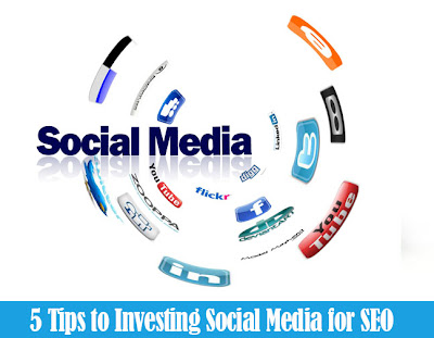 5 Tips to Investing Social Media for SEO