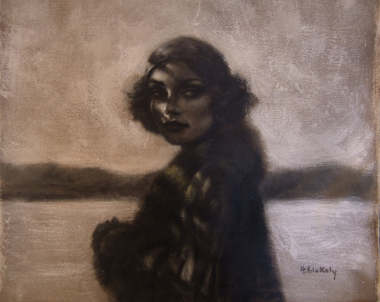 British Figurative Painter Hamish Blakely Blog Of An Art