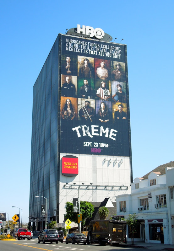 Treme season 3 billboard