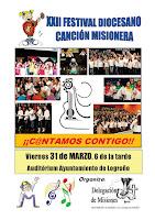 Festival Canción Misionera