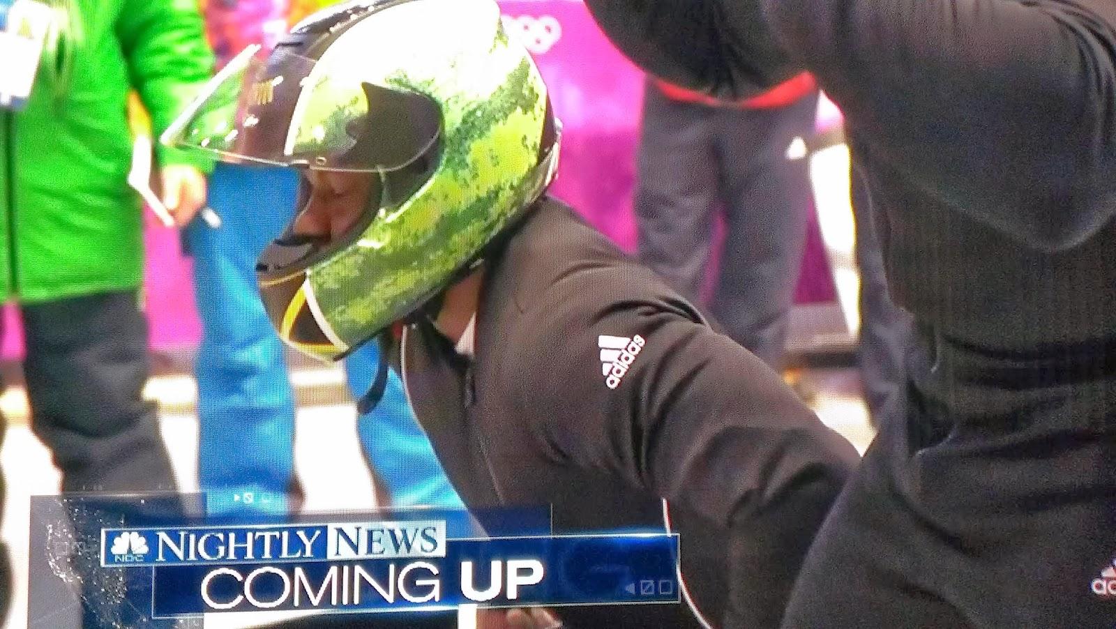 Juegos Olímpicos de Invierno de 2014 Jamaica bobsled equipo golpea la pista de Sochi con nueva banda sonora - CBS News