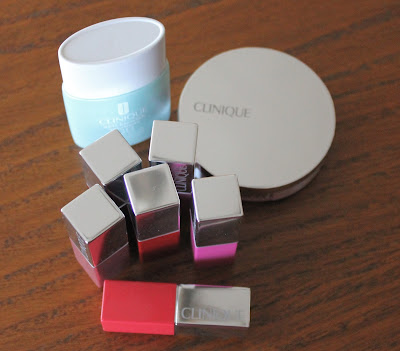 papillonsdonyx blog suisse beauty top 3 clinique makeup