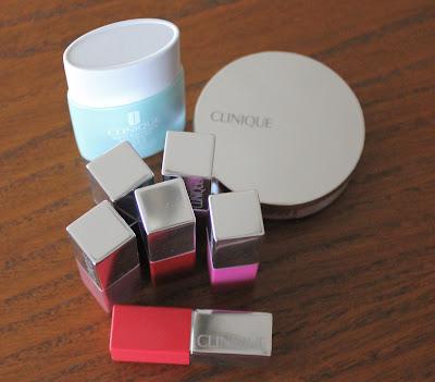 papillonsdonyx blog suisse beauty top 3 clinique makeup
