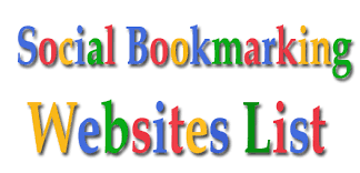 image of social bookmarking for off page seo