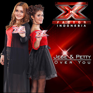 Jebe & Petty - Over You (X-Factor Indonesia) on iTunes