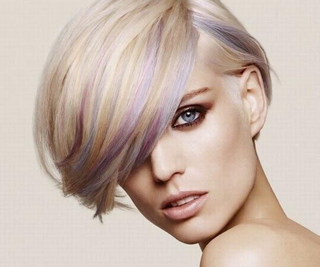 Tendencias reales colores de fantas a en tu pelo - Bano de color o tinte ...