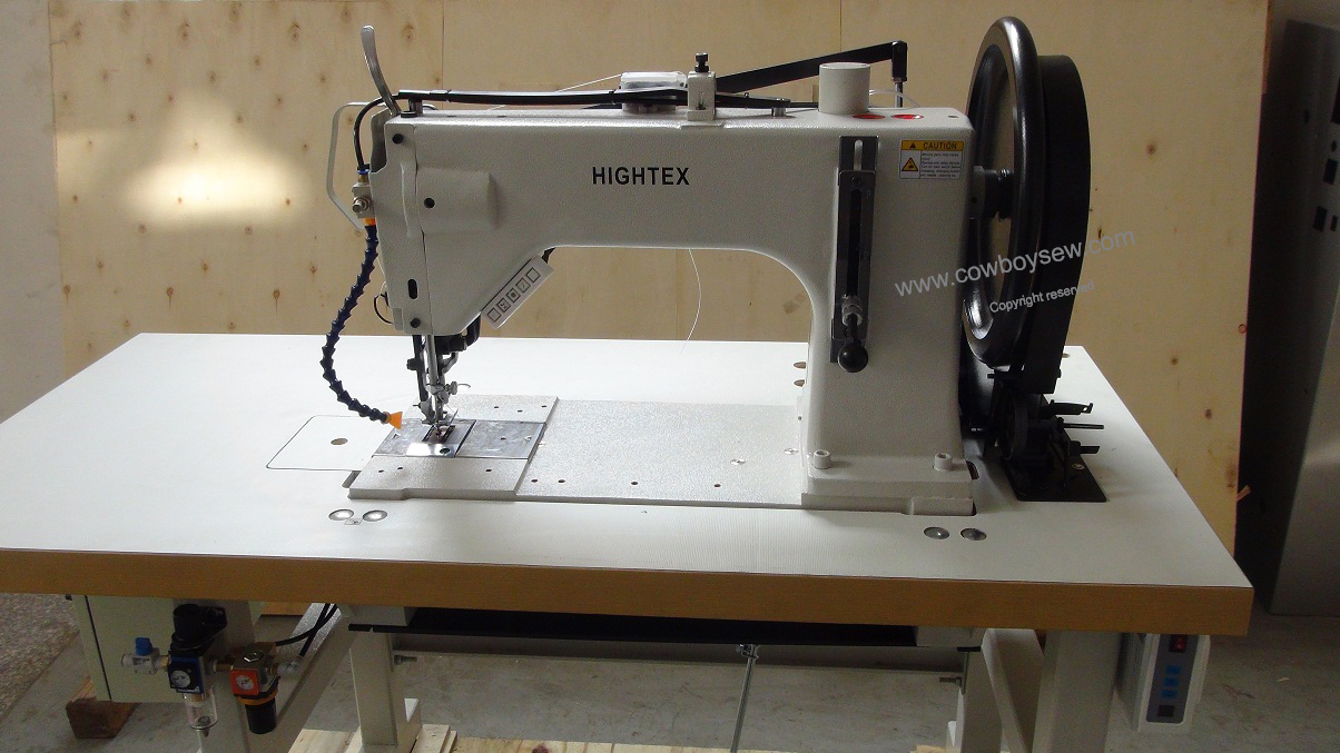 sewing machine at