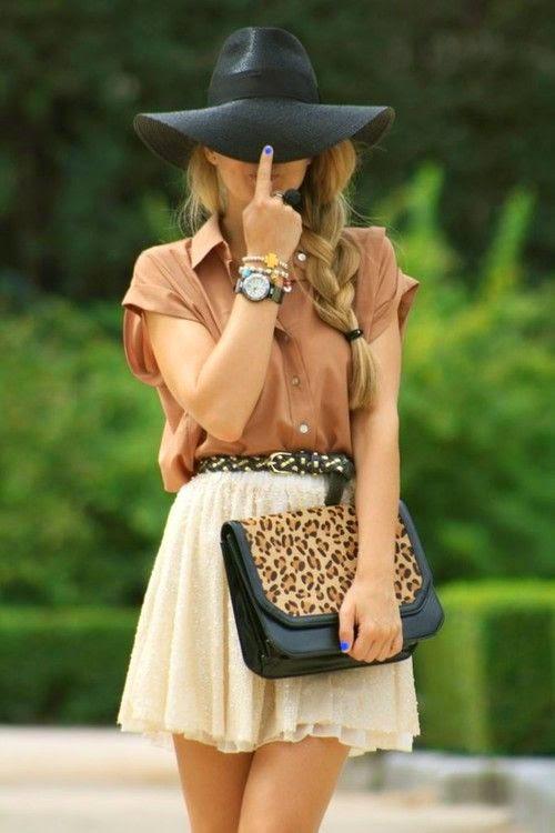 Cute style fashion