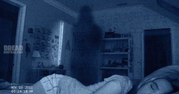 فيلم paranormal activity مترجم اون لاين