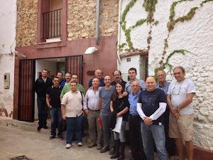 Compañer@s PSOE comarca