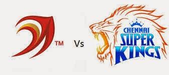 Chennai Super Kings vs Delhi Daredevils live score
