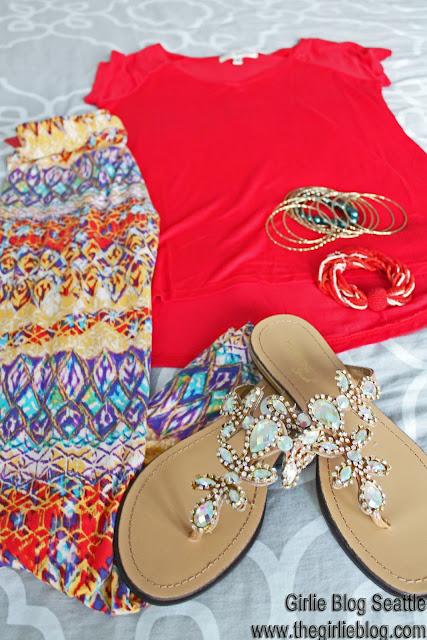 fashion blog post