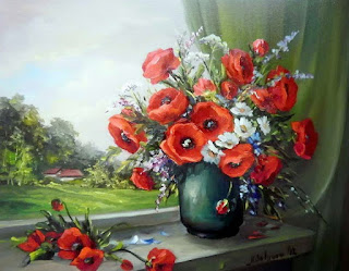 Romanticas Imagenes Flores Rojas