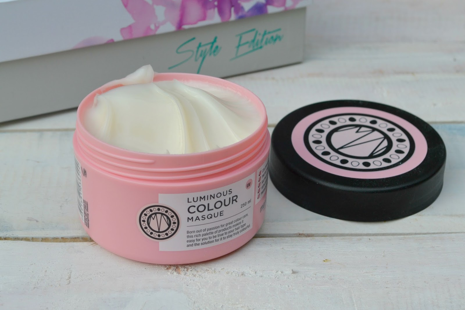 Luminous Colour Masque Review