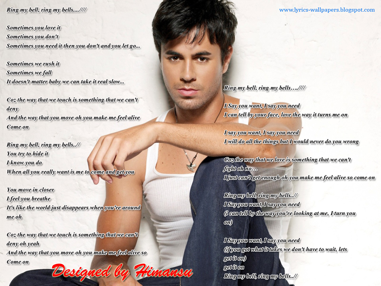 Enrique Iglesias Ring My Bells Mp Songs Free Download