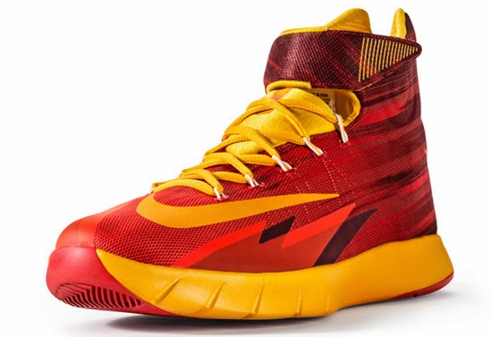 9f14e3cf7bb ajordanxi Your  1 Source For Sneaker Release Dates  Nike Zoom HyperRev  Light Crimson University Gold-Team Red Release Reminder