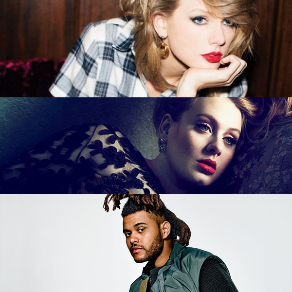 Estos son los artistas que al parecer cantarán en los Grammy Awards 2016