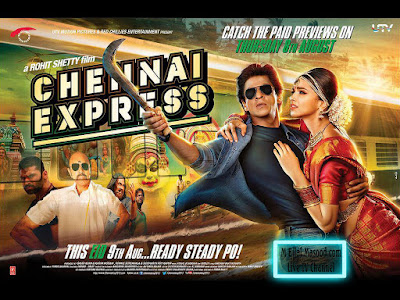 Chennai Express Movie Watch Online Free HD Download Free