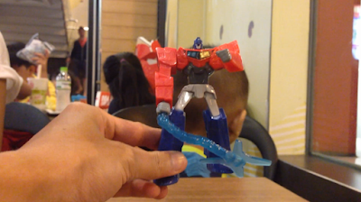 Robot Biến Hình Transformer Optimus Prime