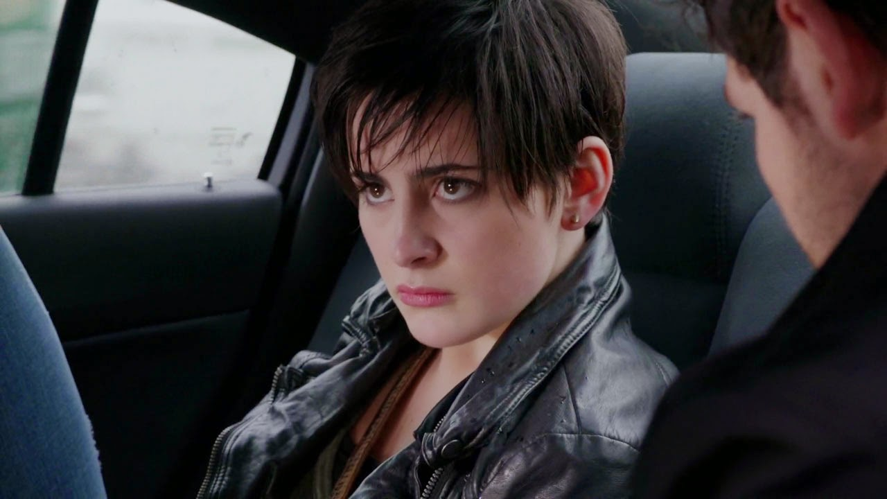 Trubel is the only Grimm in