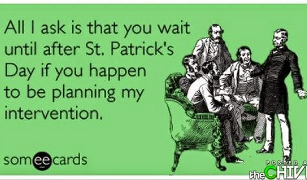 Funny Memes For St Patricks Day : She who seeks: happy irish heritage day!