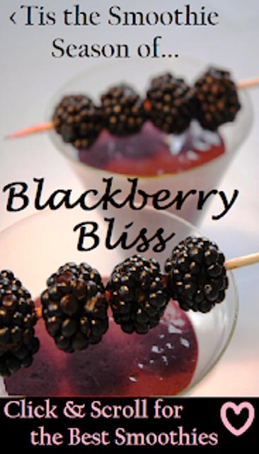 Blackberry Bliss Recipes
