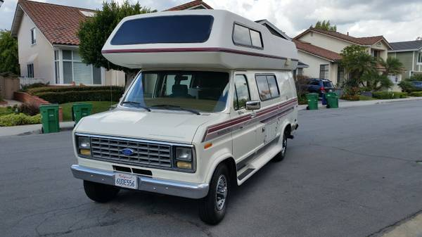 Used rvs 1991 airstream class b rv for sale by owner for Class b motor homes
