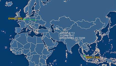 todo el pasaje ha muerto en el accidente de avión en Ucrania